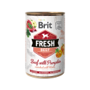 Brit Fresh blik Rund/Pompoen 400 gr.