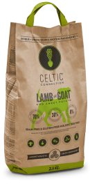 Celtic Connection Dog Lamb, Goat & Sweet Potato 1 kg.