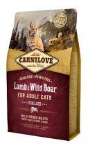 CarnCarnilove Cat Lamb & Wild Boar