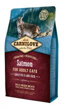 Carnilove Cat Salmon Sensitive & Long Hair