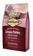 Carnilove Cat Salmon&Turkey kitten