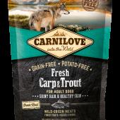 Carnilove Dog Fresh Carp & Trout 1.5 kg.