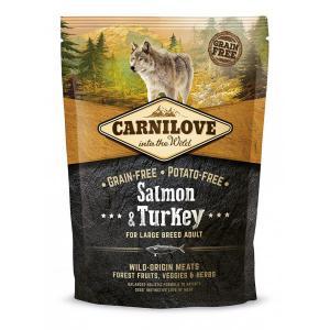 Carnilove dog Salmon & Turkey 1.5 kg.