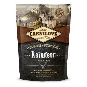Carnilove dog Reindeer 1.5 kg.
