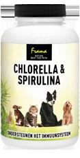 Frama Chlorella en Spirulina 500 tabletten