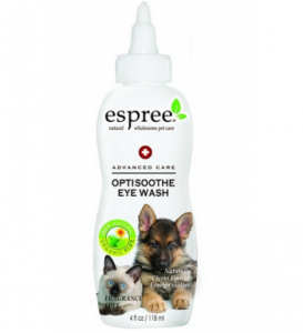 Espree Aloe optisoothe eyewash & clear rinse 118 ml.