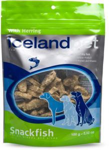 Icelandpet Dog Treat Herring