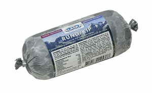 Alaska catfood rund/kip 250 gr.