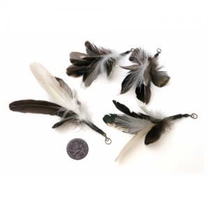 Purrs Fladderveertjes naturel mini 2 stuks