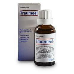 Traumeel H druppels 30 ml.