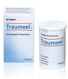 Traumeel tabletten